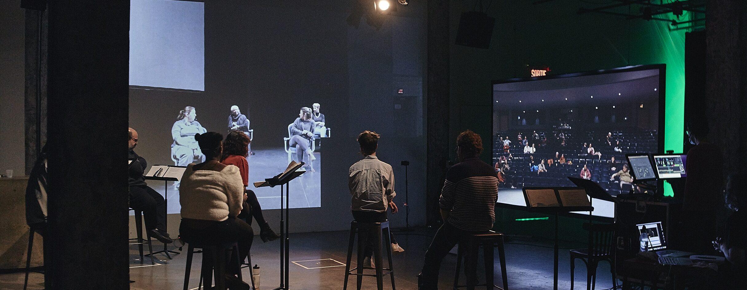 Photo de Radio-ressources Côte-Nord